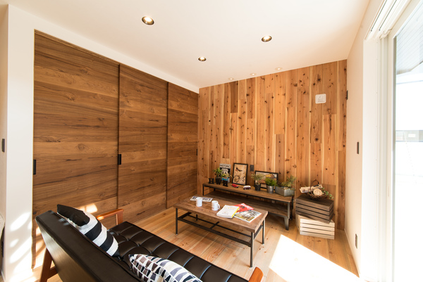 佐賀の注文住宅、自然素材の家。住宅構造編