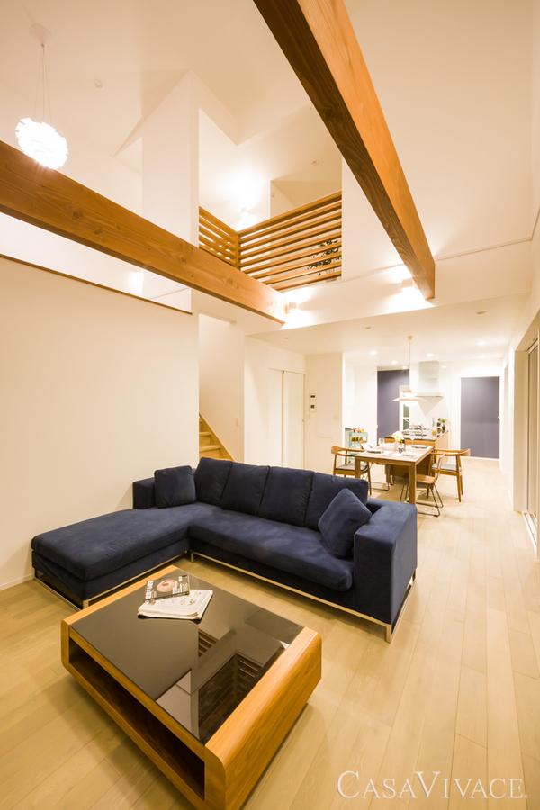 建築サポートのデザイン住宅