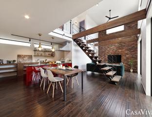 自然素材x高断熱x高耐震xデザイン住宅