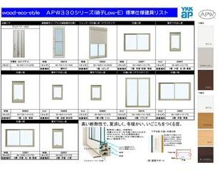 夏涼しく冬暖かい家にするには窓の選択は重要